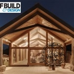 Carpenter Oak Ltd Green Oak Extension Featured In Self Build And Design Magazine!