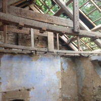 New Self Build Timber Frame Demolition Stages