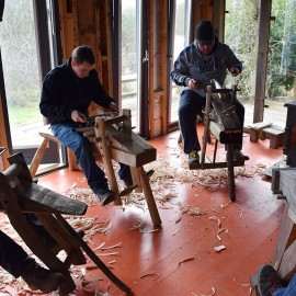 a carpentry taster day