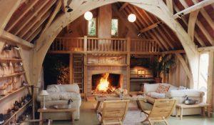 Seagull House interior