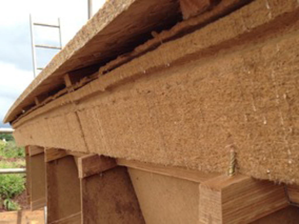 Wood Fibre Insulation