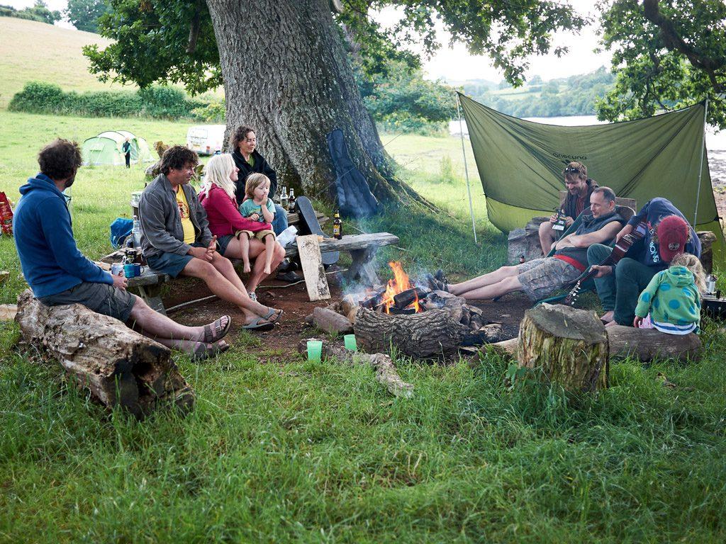 Camping Carpenter Oak Style 2017