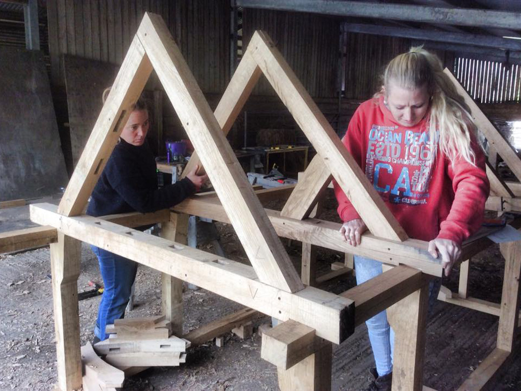 Women in Carpentry