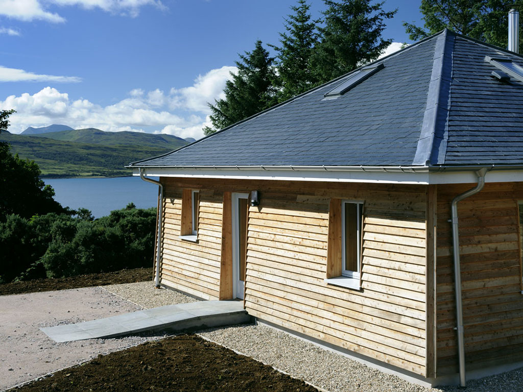 Fair and Square Affordable Home - Timber Frame Scotland