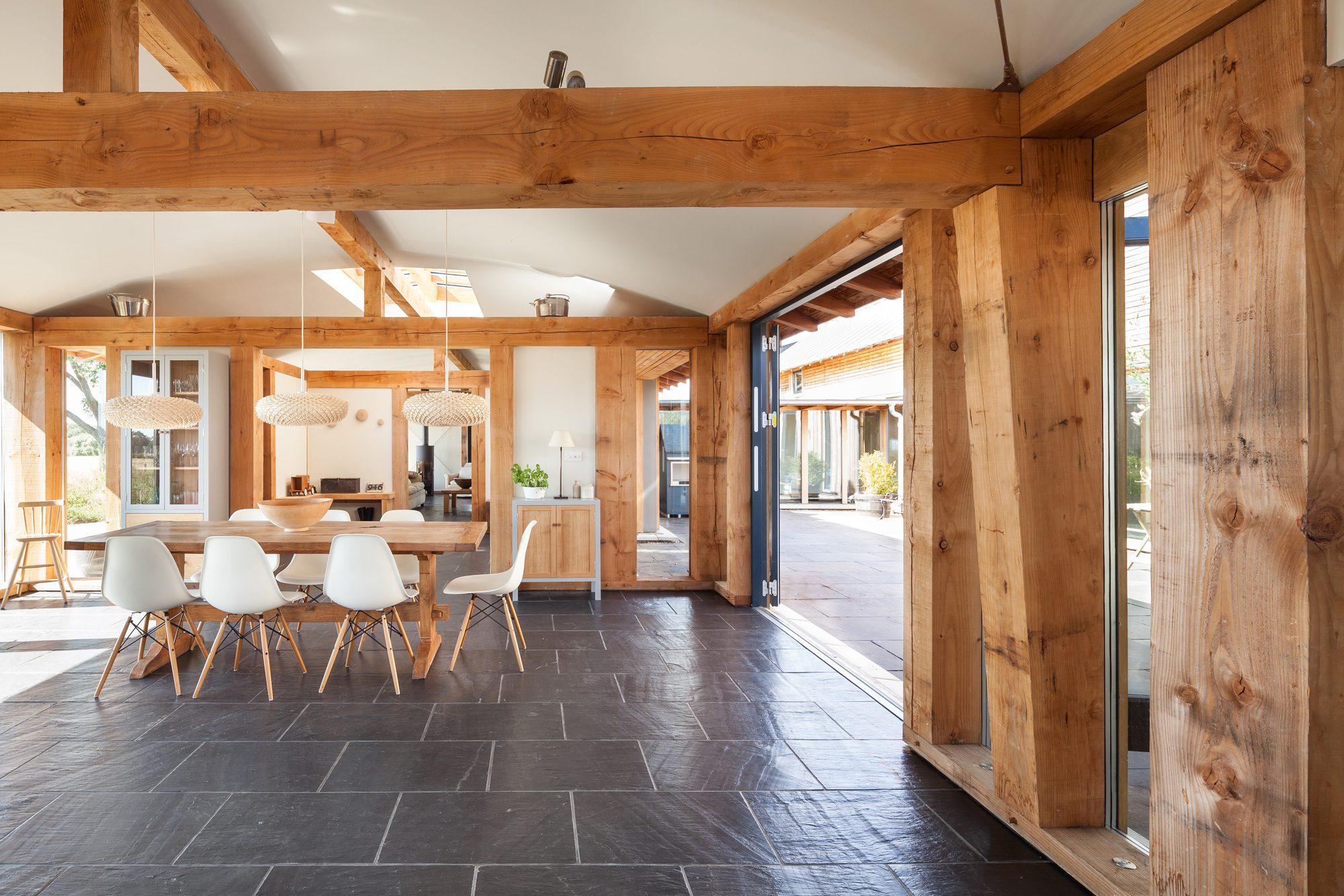 Best Timber Frame And Best Interior Carpenter Oak