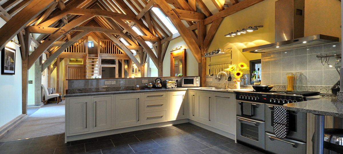 Oak Framed Barn Conversion Exposed Beam Ceiling Amp Oak Beams