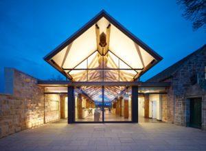 Carpenter Oak Roslyn Chapel