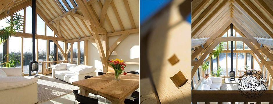 Jodie S Self Build Timber Frame Blog Show Home Visit