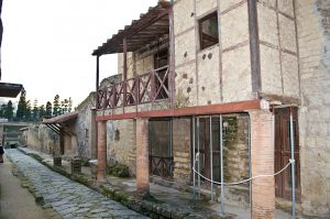 Roman Timber Framing