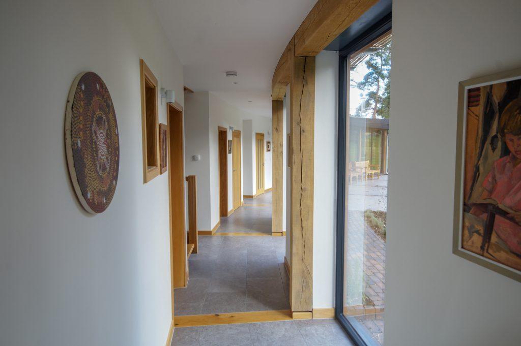 oak corridor