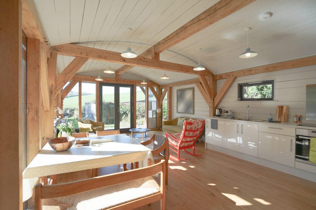 cornwall cabin