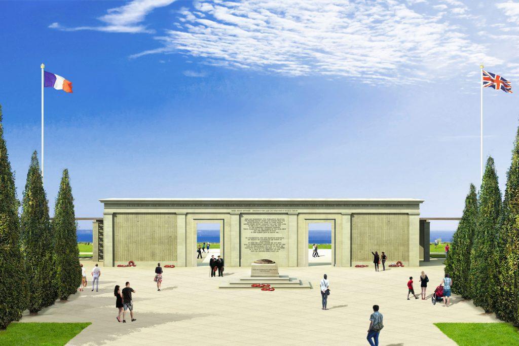 British Normandy Memorial