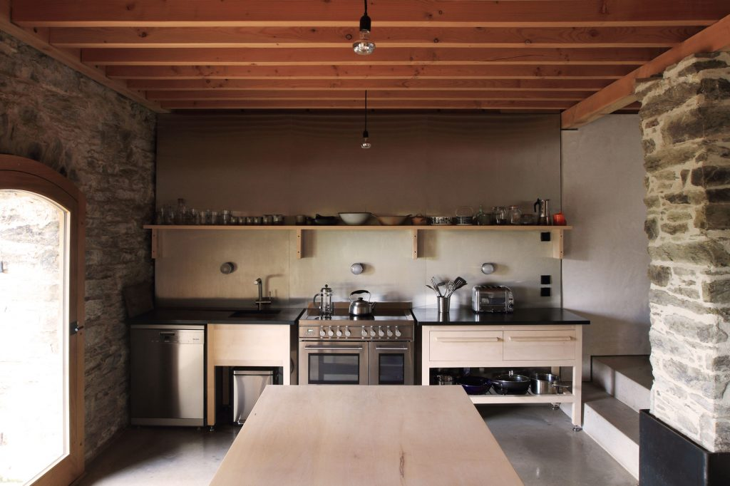 Redhill Barn Timber Frame Conversion Kitchen